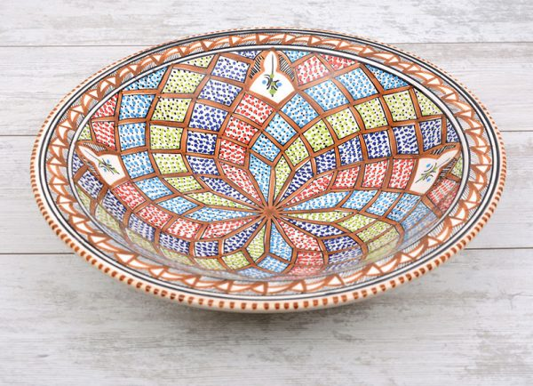 Marron Saladeschaal 40 cm