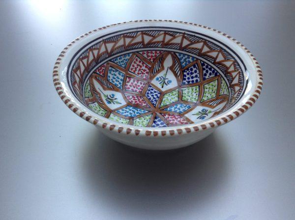 Marron Saladier 20 cm