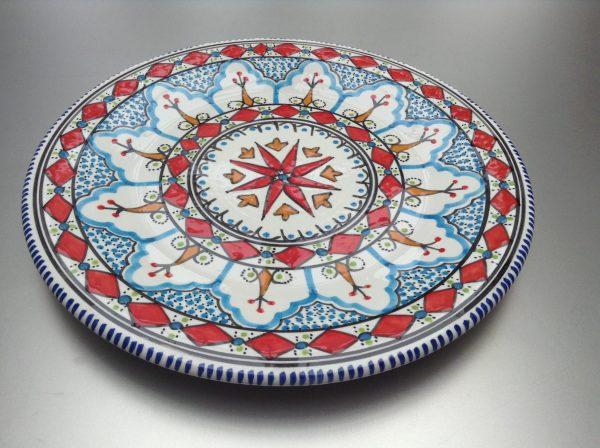 Mehari bord 28 cm