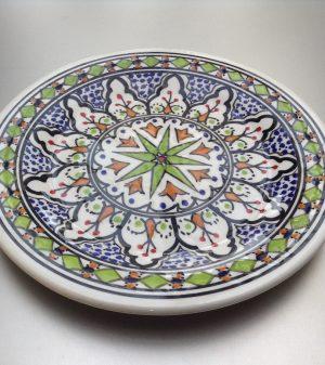Azis bord 24 cm