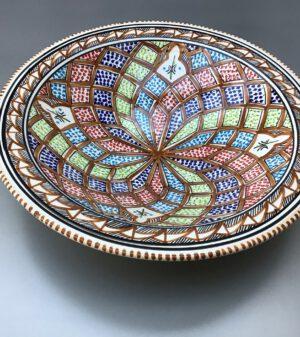 Marron Saladeschaal 35 cm