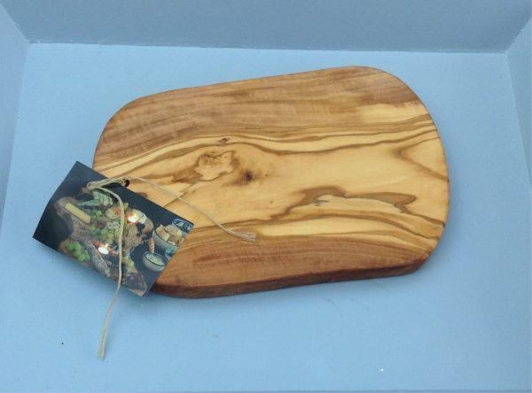 Olijfhouten plank