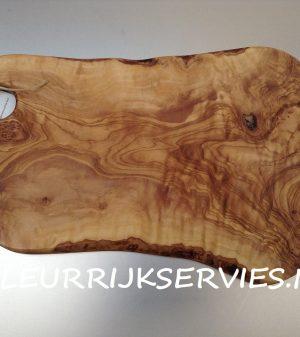 Olijfhouten plank 40 cm