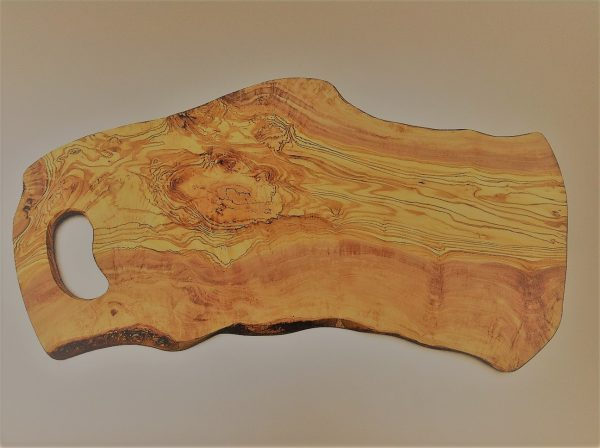 Olijfhouten plank 70 cm