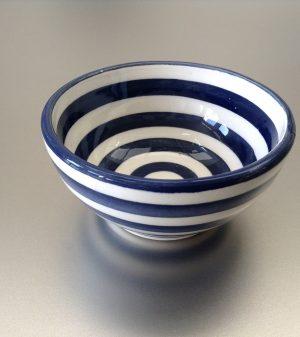 Bretons Navy Blue Schaaltje 6 cm
