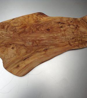 Olijfhouten plank 80 cm