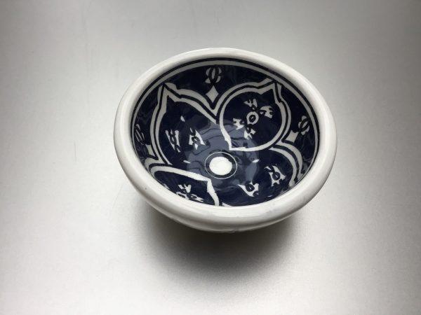 Midnight Blue schaal 6 cm