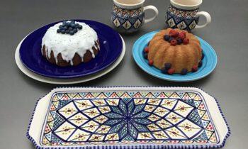 Shebka cakeschaal